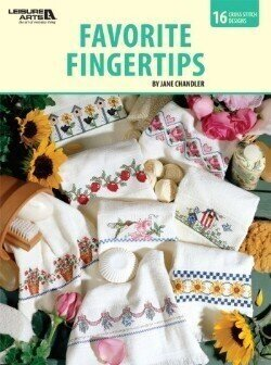 Favorite Fingertips - Cross Stitch Pattern