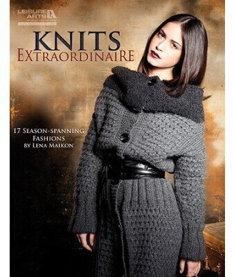 Knits Extraordinaire Knitting Pattern