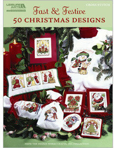 Fast and Festive 50 Christmas Designs - Cross Stitch Pattern