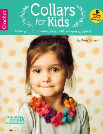 Collars For Kids - Crochet Pattern