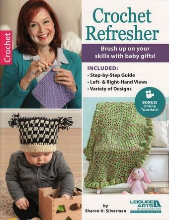 Crochet Refresher - Crochet Pattern