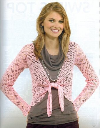 Crochet Tops For Every Wardrobe - Crochet Pattern