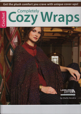 Completely Cozy Wraps - Crochet Pattern