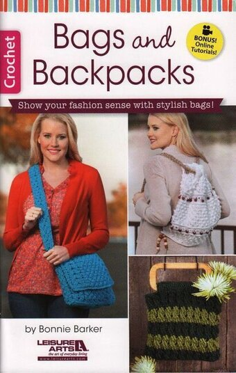 Bags And Backpacks - Crochet Pattern