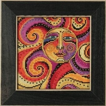 Celestial Sun - Cross Stitch Kit