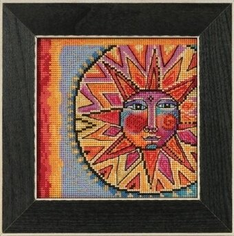 Celestial Blue - Cross Stitch Kit