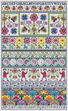 Plight of Fancy - Cross Stitch Pattern