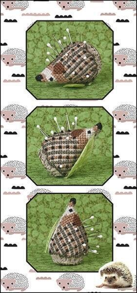 Little Hedgie & Embellishments - Cross Stitch Pattern