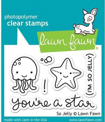 So Jelly - Clear Stamp