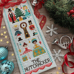 The Nutcracker - Cross Stitch Pattern