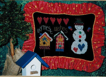 Warmest Wishes - Cross Stitch Pattern