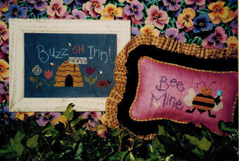 Buzz on Inn - Cross Stitch Pattern