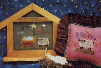 Gift of Love - Cross Stitch Pattern