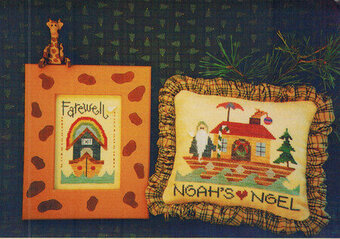 Noah's Noel - Cross Stitch Pattern