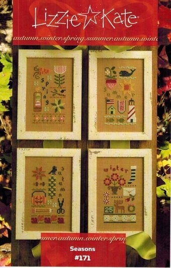 Spring - Cross Stitch Patterns & Kits - 123Stitch com
