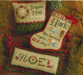 2017 Flora McSample Treats - Cross Stitch Pattern