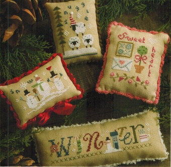 Winter Smalls - Cross Stitch Pattern