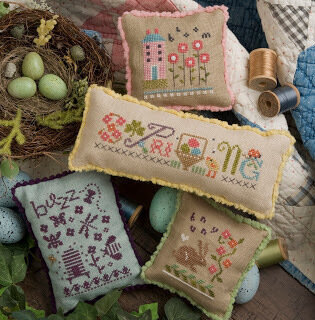 Spring Smalls - Cross Stitch Pattern