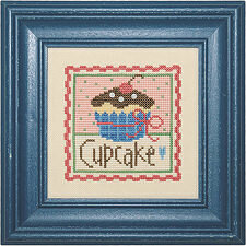 Cupcake Boxer Jr - Cross Stitch Kit