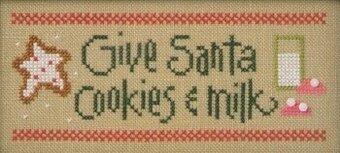 Christmas Rules Double Flip - Give Santa Cookies/No Pouting