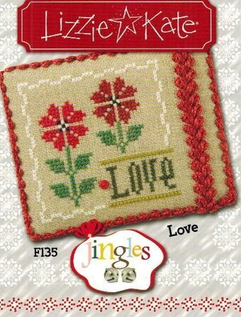 Jingles - Love - Cross Stitch Pattern