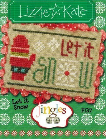Jingles - Let It Snow - Cross Stitch Pattern