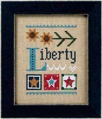 Celebrate with Charm - Liberty Flip-It