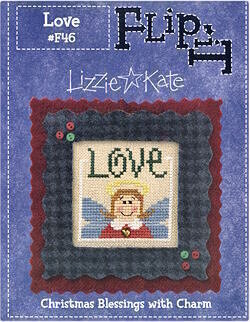 Love - 12 Blessings of Christmas - Cross Stitch Pattern