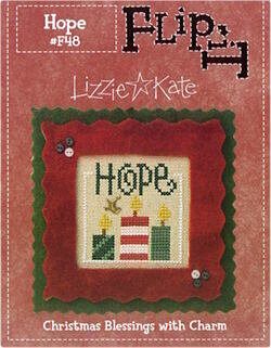Hope - 12 Blessings of Christmas - Cross Stitch Pattern