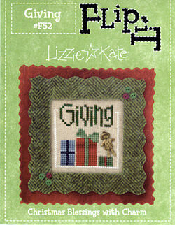 Giving - 12 Blessings of Christmas - Cross Stitch Pattern