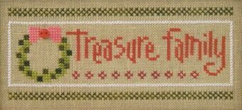 Christmas Rules Double Flip - Be Kind/Treasure Family