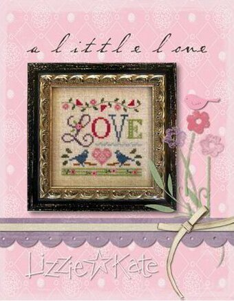 Little Love, A - Cross Stitch Kit