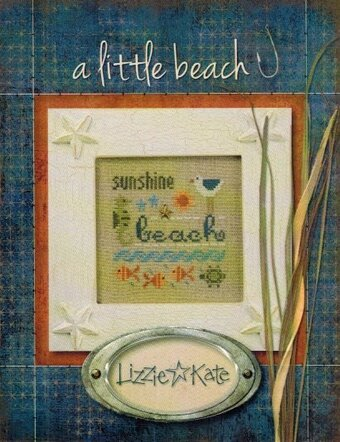 A Little Beach - Cross Stitch Kit