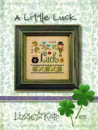 A Little Luck - Cross Stitch Kit