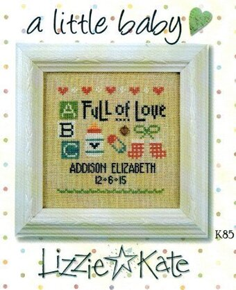 A Little Baby - Cross Stitch Kit