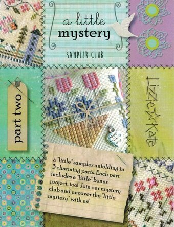 Lizzie Kate A Little Mystery Sampler Part 2