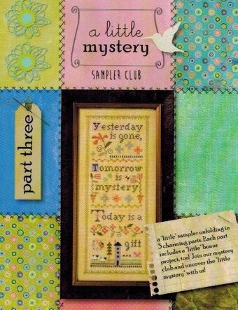 Lizzie Kate A Little Mystery Sampler Part 3