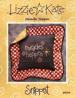 Miracles Happen - Cross Stitch Pattern