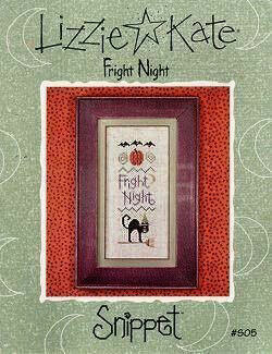 Fright Night - Cross Stitch Pattern