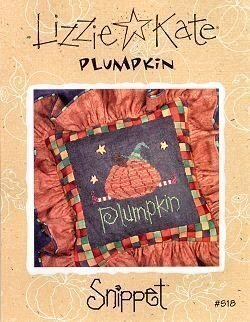 Plumpkin - Cross Stitch Pattern