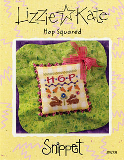 Hop Squared - Cross Stitch Pattern