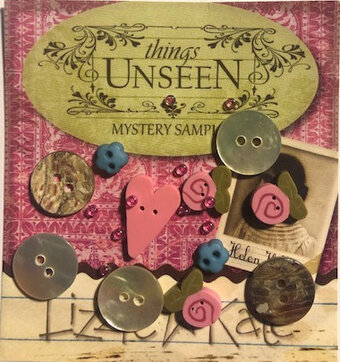 Lizzie Kate Things Unseen Embellishment Pack