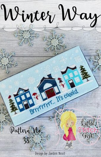Winter Way - Cross Stitch Pattern