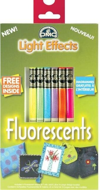 Fluorescents Light Effects Collection