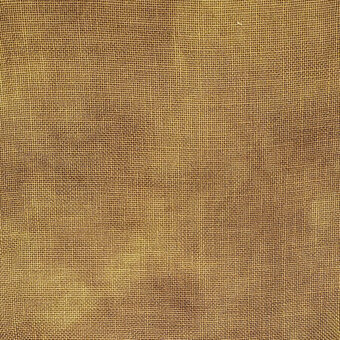 32 Count Vintage Autumn Gold Linen Fabric 13x18