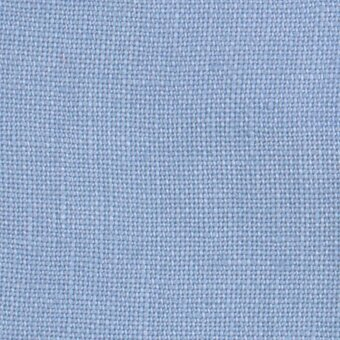 28 Count Periwinkle Linen Fabric 18x27