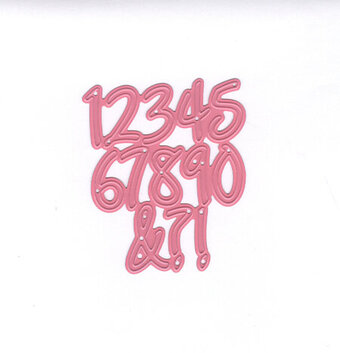 Charming Numbers - Marianne Design Collectables Die