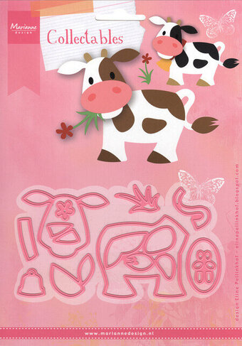 Marianne Designs Collectables Dies - Eline's Cow