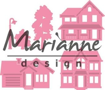 Marianne Design Die - Mini Village
