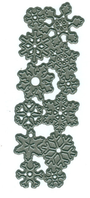 Marianne Designs Craftable Punch Die - Snowflakes